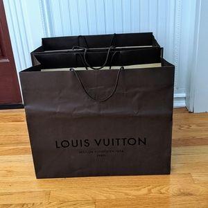 Louis vuitton Shopping Bags. Two